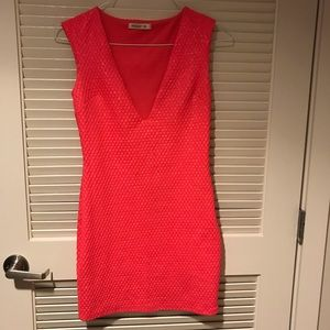 Dresses & Skirts - Pink Mini skirt dress